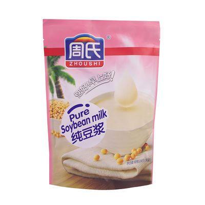 周氏 原味纯香豆浆粉 即食冲饮 早餐代餐 学生老人常备
