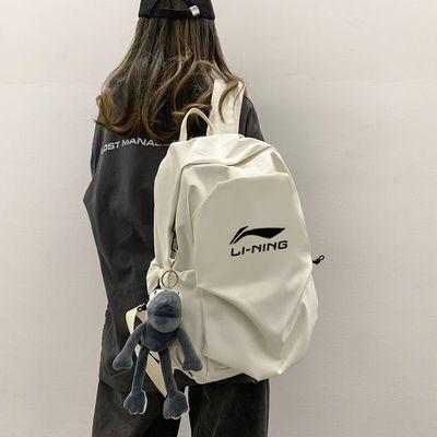 33727/2021新款国潮双肩包中国风大容量初高中学生书包旅行男女同款电脑