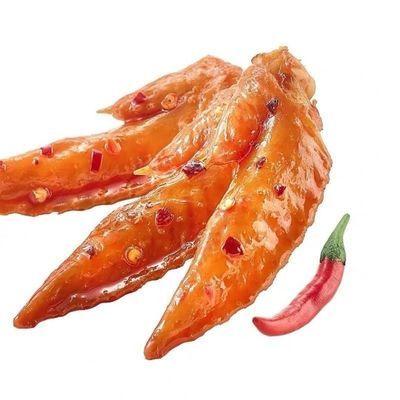 厂家直销网红翅30gx10包多味甜辣味独立真空包装休闲零食肉食即食