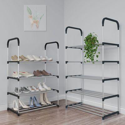 35894/鞋架子简易多层家用门口寝室宿舍卧室小号多功能组装收纳神器鞋柜