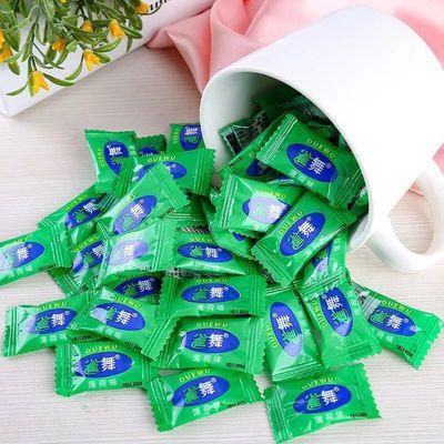 雀舞圈圈薄荷糖网红糖果含片强劲型办公小零食100g批发包邮