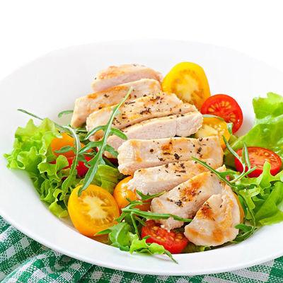 即食鸡胸肉健身鸡胸肉鸡肉代餐高蛋白低脂肪饱腹零食品速食【5月19日发完】