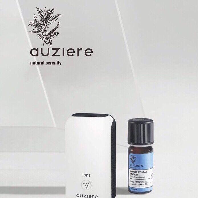 2021新品随身迷你负离子空气净化器(法国原装进口) 带精油1瓶