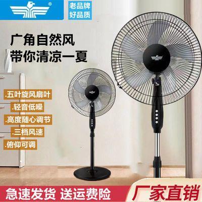 39567/新飞电风扇家用落地扇学生宿舍静音电风扇台式电扇立式风扇摇头扇