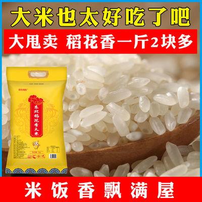 东北稻花香大米10斤20斤东北长粒香米批发农家自产2021年新米包邮