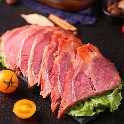 正宗纯真熟牛肉酱牛肉五香牛肉卤肉牛腱肉真空包装开袋即食下酒菜