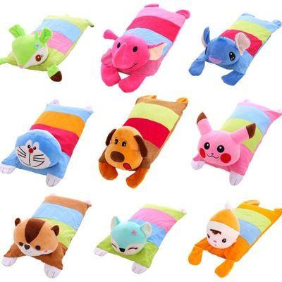 59296/儿童卡通枕头枕套荞麦卡通枕