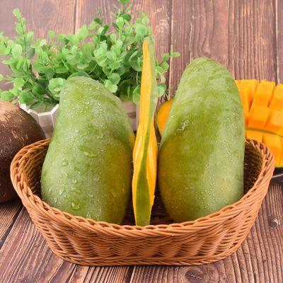 越南进口玉芒贵妃台农10斤特大当季水果新鲜整箱1个装青芒包邮
