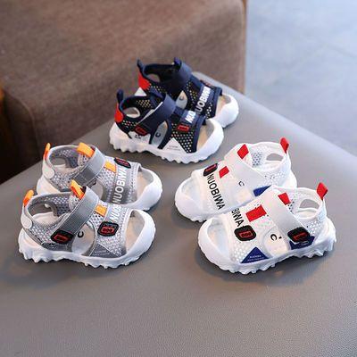 35962/2021夏季宝宝鞋子透气单网鞋男女童学步鞋软底防滑宝宝凉鞋1-3岁2