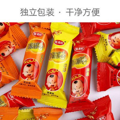 41235/【量贩】米果夹心饼干糙米卷超市进货价零食批发粗粮香酥膨化零食
