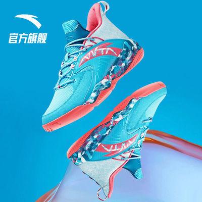 安踏官網旗艦籃球鞋男夏季運動鞋湯普森要瘋低幫球鞋運動鞋男
