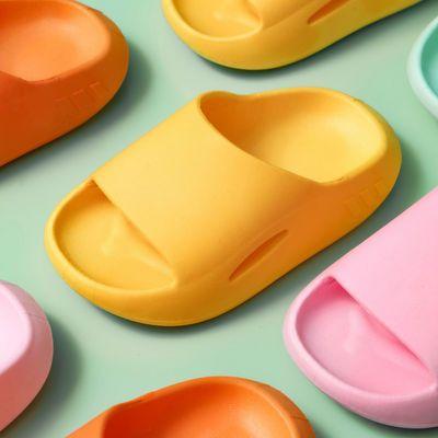 34307/儿童拖鞋夏男女童室内防滑软底家用家居可爱小女孩男宝宝凉拖鞋女