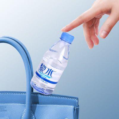 亲亲元气水饮用水非矿泉水整箱12瓶批特价纯净水小瓶无糖高端瓶装