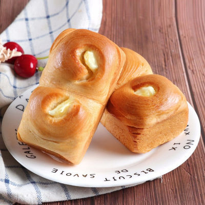 34423/倍之味乳酸菌酸奶夹心面包学生早餐糕点心下午茶小吃零食整箱批发