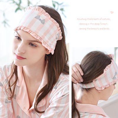 39132/月子产后春秋季夏薄款时尚可爱棉孕产妇帽头巾坐月子发带用品女