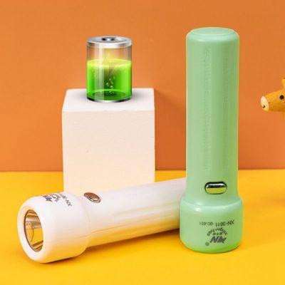 71241/手电筒超小型便携式迷你强光可充电超儿童学生少女心学生宿舍可爱