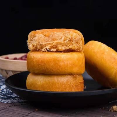 34288/【肉松饼整箱】肉松饼营养早餐夜宵糕点点心网红小零食