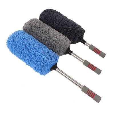 汽车除尘掸子洗车用品刷子擦车软毛扫灰尘蜡拖把小鸡毛掸子防勾丝