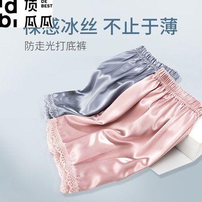 39546/顶瓜瓜夏季宽松薄款蕾丝安全裤女防走光可外穿三分冰丝打底短裤