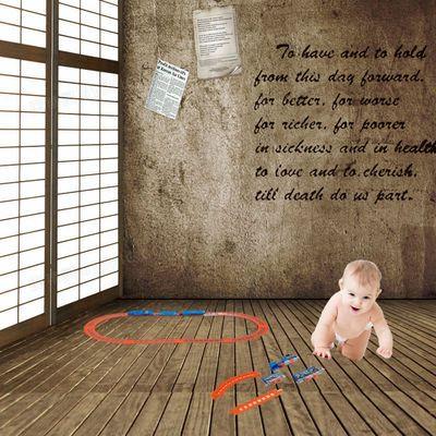 41253/托马斯电动火车拼装电动轨道赛车男女孩儿童玩具益智早教启蒙玩具