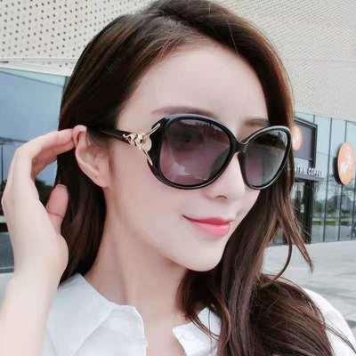 37160/新款太阳镜女高清防紫外线圆脸明星同款太阳眼镜女士墨镜女防晒