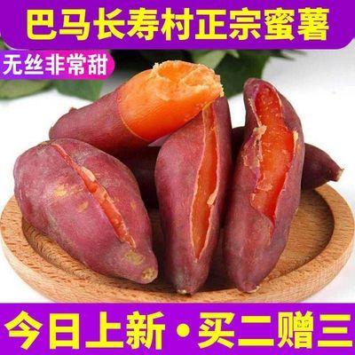 【巴马蜜薯】新鲜沙地西瓜红心红薯黄心板栗番香甜薯紫薯山芋批发