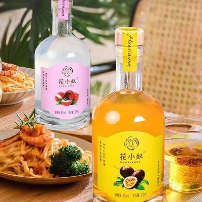 37426/低度微醺高颜值荔枝百香果酒甜啤酒鸡尾酒少女学生礼盒批发水果酒