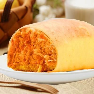 鸡蛋肉松面包奶油沙拉酱夹心面包蛋糕手撕肉松面包营养早餐面包