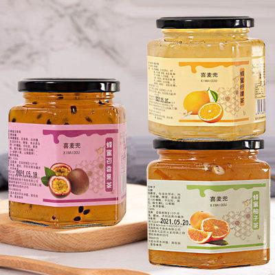 37712/蜂蜜柠檬茶500g果味茶水果茶冲饮料