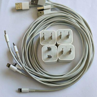 76446/二手苹果数据线拆机数据线7新正常使用加固更耐用,5-12通用