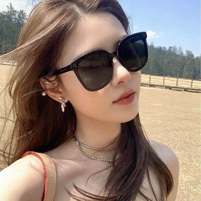太阳眼镜网红同款学生墨镜女2019新款GM韩版潮街拍ins防紫外线潮