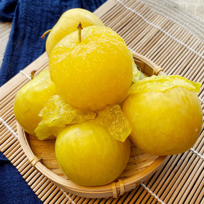 【冰糖李】四川桃花李新鲜应季水果李子蜂糖李雅安汉源特产纯甜