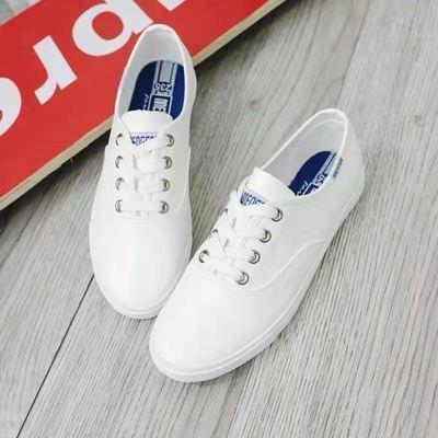 2021新款帆布鞋女鞋学生韩版平底休闲鞋百搭板鞋郑秀晶同款小白鞋