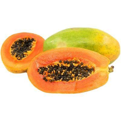 【原产地】云南冰糖红心木瓜当季树上熟孕妇水果新鲜现摘整箱批发