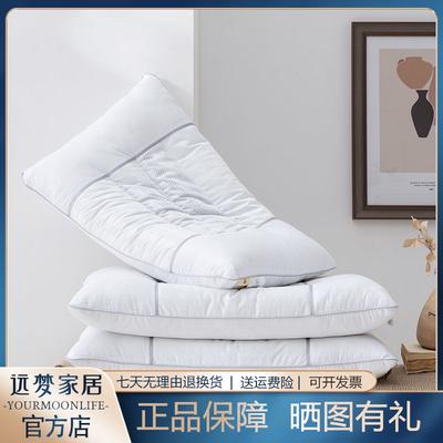 75223/远梦枕头芯决明子枕头成人护颈定型学生枕芯单人一只家用一对拍2