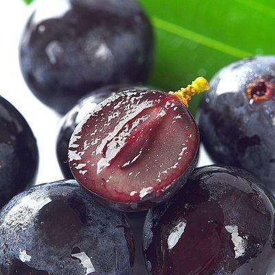 爆甜当季现摘葡萄夏黑新鲜无籽整串孕妇时令水果提子巨峰