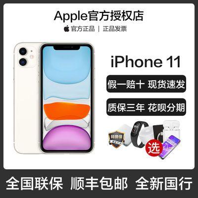 48896/【简配版】Apple/iPhone11 全网通4G手机 国行双卡双待