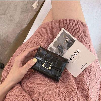 71807/卡包女2020新款ins潮欧美复古超薄小钱夹多功能卡夹名片夹卡套