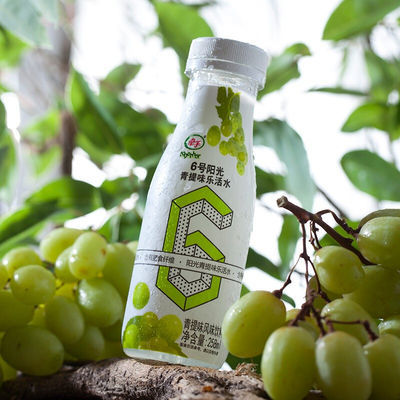 牵手(together)青提饮料葡萄果味饮品膳食纤维水清凉夏季果汁味
