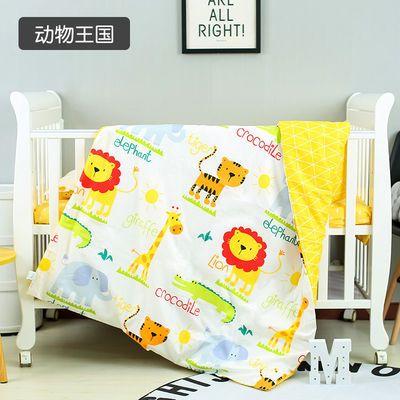 75655/梦安馨宝宝被套儿童被罩单件婴儿纯棉床品幼儿园学生宿舍被罩套