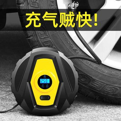 78557/车载充气泵小轿车便携式汽车电动轮胎多功能12V加气泵车用打气筒