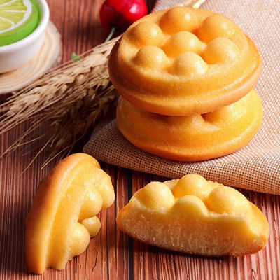七武花田鸡蛋仔蛋糕整箱松软早餐软面包点心零食品下午茶休闲小吃