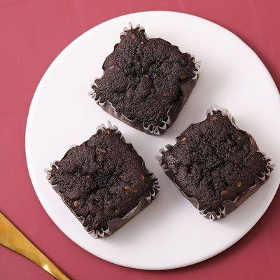达利园新品松布朗蛋糕营养早餐学生面包宿舍晚上解饿小零食整箱