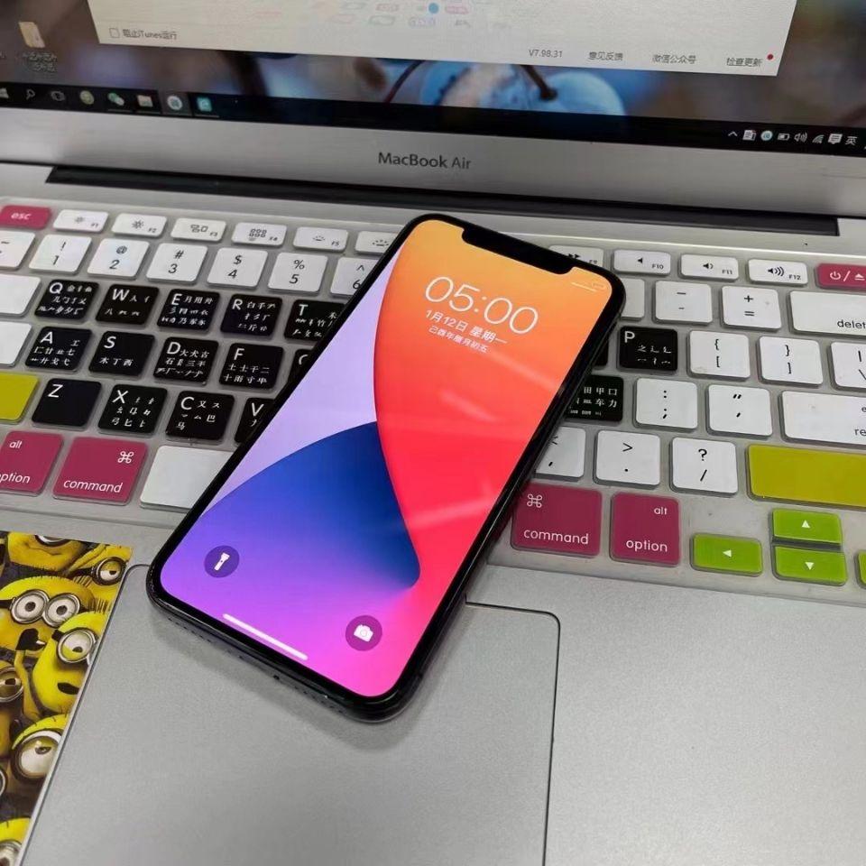 苹果X 256g 国行 外观97新 都颜色都有