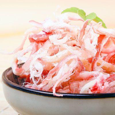 碳烤鱿鱼丝1即食鱿鱼干海鲜零食烟台特产手撕鱿鱼条休闲小零食