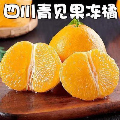 四川青见果冻柑橘桔子新鲜水果当季丑橘子整箱包邮应季3斤5斤10斤