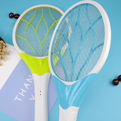 77389/心仪儿电蚊拍充电式家用卧室灭蚊拍LED多功能强力苍蝇拍电蚊子拍