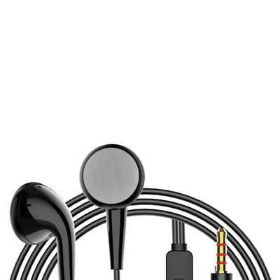 【新品】有线耳机不入耳女生可爱k歌专用好听不伤耳可通话Q65