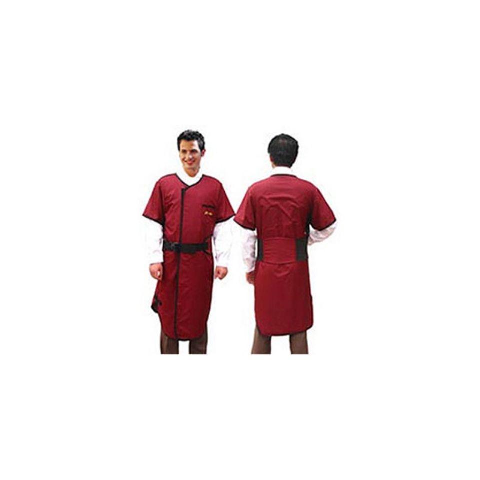 供应销售X射线防护服S202 辐射防护铅衣服 连体X射线防护服