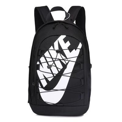 76315/新款双肩包男包女包气垫初中高中学生书包大容量电脑包背包旅行包